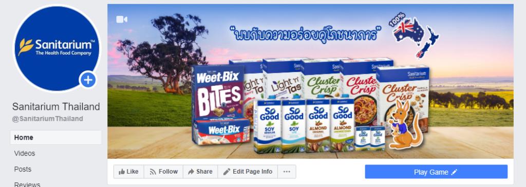 การตลาดโซเชียลมีเดียในไทย